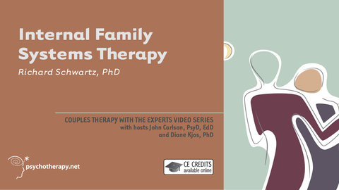 internal family systems therapy pdf