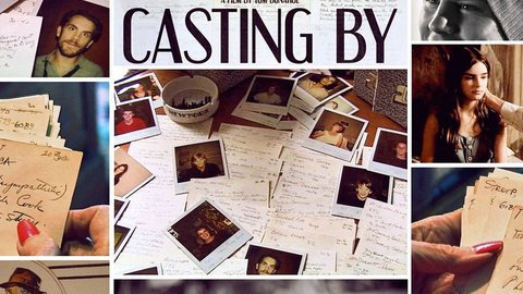 Casting By on kanopy