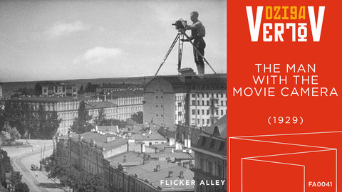 Watch Man With A Movie Camera now | Kanopy